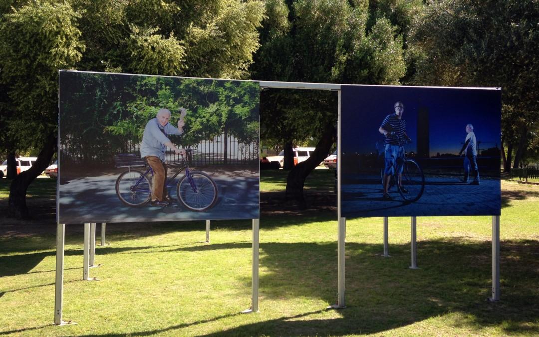 Fiesta de la Bicicleta en el Parque del Alamillo