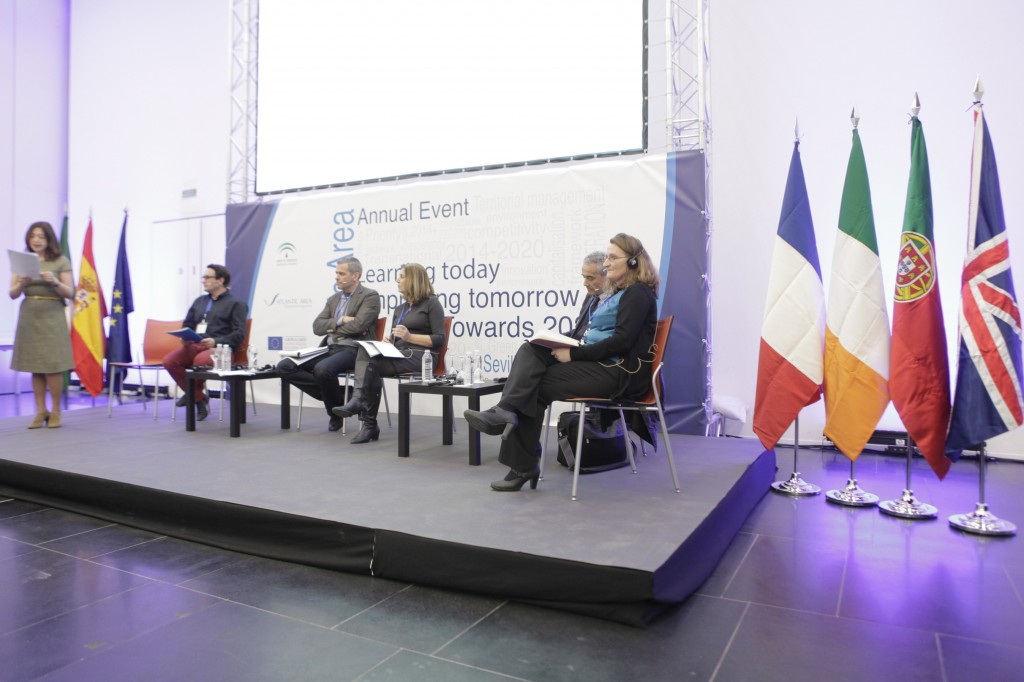 ATLANTIC AREA COOPERATION PROGRAMME – Annual Event 2014