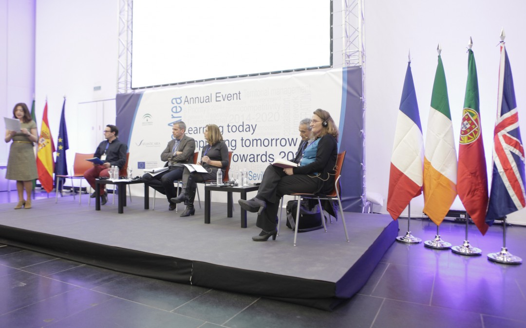 ATLANTIC AREA COOPERATION PROGRAMME – Encuentro Anual de Cooperación 2014