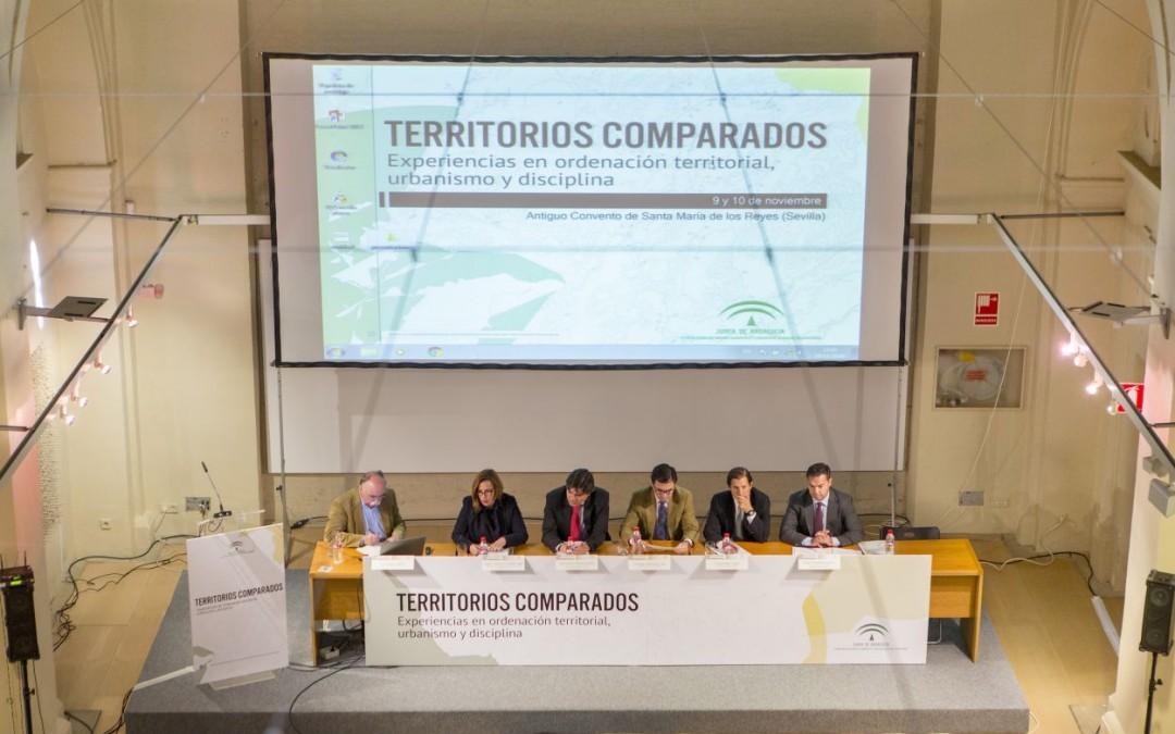 JORNADAS DE EXPERIENCIAS COMPARADAS EN ORDENACIÓN DEL TERRITORIO – 2016