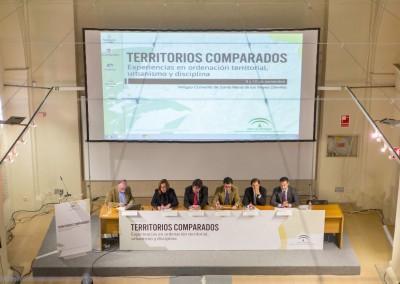 JORNADAS DE EXPERIENCIAS COMPARADAS EN ORDENACIÓN DEL TERRITORIO