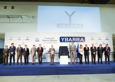 Inauguración nueva fábrica Ybarra 00531