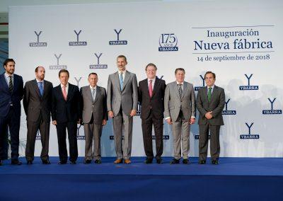 Inauguración nueva fábrica Ybarra 00578