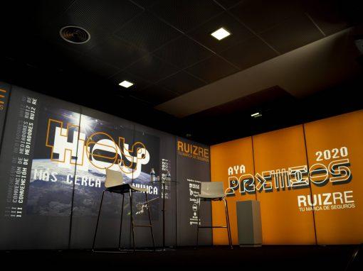 III CONVENCIÓN DE MEDIADORES RUIZ RE Y PREMIOS AYA